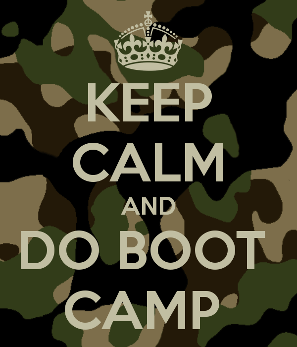 College Admission Boot Camp Class Of 2019
